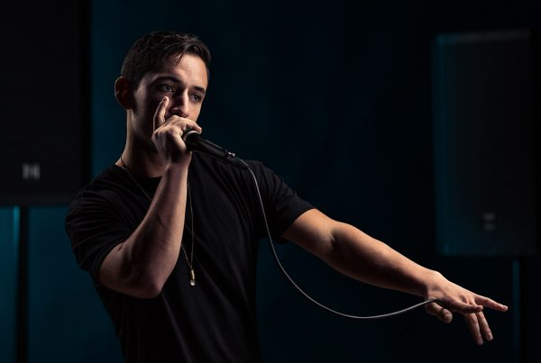 Columbus beatboxer Alex Olsson